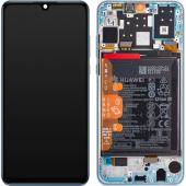 Huawei P30 lite (New Edition) Breathing Crystal LCD Display Module + Battery