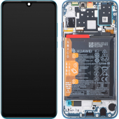 Huawei P30 lite (New Edition) Blue LCD Display Module + Battery