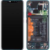 Huawei Mate 20 Pro Green LCD Display Module + Battery