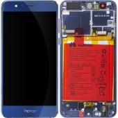 Huawei Honor 8 Blue LCD Display Module + Battery