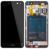 Huawei Y5 (2017) / Huawei Y6 (2017) Black LCD Display Module + Battery