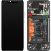 Huawei Mate 20 Pro (Porsche Design) Black LCD Display Module + Battery