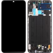 Samsung Galaxy A70 A705 Black LCD Display Module