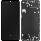 Samsung Galaxy A71 A715 Black LCD Display Module