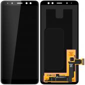 Samsung Galaxy A8 (2018) A530 Black LCD Display Module
