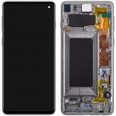 Samsung Galaxy S10 G973 Black LCD Display Module