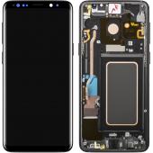 Samsung Galaxy S9+ G965 Black LCD Display Module