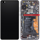Huawei P40 Black LCD Display Module + Battery