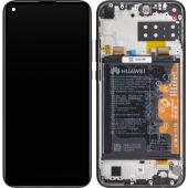 Huawei P40 lite E  Black LCD Display Module + Battery
