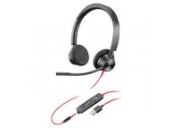 Plantronics Blackwire 3325, BW3325-M USB-A (214016-01) (EU Blister)