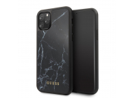 GUHCN65HYMABK Guess Marble Cover for iPhone 11 Pro Max Black (EU Blister)