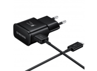EP-TA20EBE Fast Charger Black + Type C Black Cable