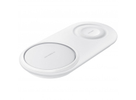 Samsung Wireless Charger Duo Pad EP-P5200TWEGWW White (EU Blister)