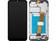 Samsung Galaxy A01 A015G BLACK LCD Display Module (Non EU Version)