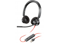 Plantronics Blackwire 3320 BW3320 USB-A (213934-01) (EU Blister)