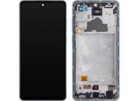 Samsung Galaxy A72 4G A725 Blue LCD Display Module