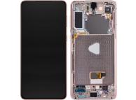 Samsung Galaxy S21+ 5G G996 Purple LCD Display Module