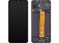 Samsung Galaxy M12 M127 Black LCD Display Module