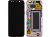 Samsung Galaxy S8 G950 Pink LCD Display Module