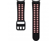 Extreme Sport Band (20mm, S/M) for Samsung Galaxy Watch4  / Samsung Galaxy Watch4 Classic ET-SXR86SBEGEU Black (EU Blister)