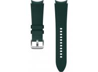 Hybrid Leather Band (20mm, M/L) for Samsung Galaxy Watch4  / Samsung Galaxy Watch4 Classic ET-SHR89LGEGEU Green (EU Blister)