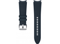 Hybrid Leather Band (20mm, M/L) for Samsung Galaxy Watch4  / Samsung Galaxy Watch4 Classic ET-SHR89LNEGEU Navy (EU Blister)