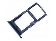 SIM Tray for Huawei P Smart Z Blue 51661MSE
