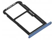 SIM Tray for Huawei P10 Lite Blue 51661EPJ