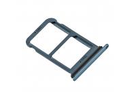 SIM Tray for Huawei P20 Blue 51661JAU