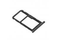 SIM Tray for Huawei P20 Lite Black 51661HKK