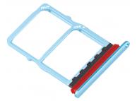 SIM Tray for Huawei P30 Bleu 51661LRA