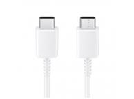 Samsung Cable 3A C to C 1.0m EP-DA705BWE 25W White GP-TOU021RFBWW