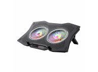 Havit F2072 cooling tray RGB, 17 inch