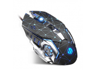 Wired gaming mouse Inphic W20 (black)