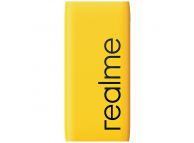 REALME Powerbank 10000mAh 18W Yellow RLMRMA138YLW (EU Blister)