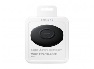 Samsung Wireless Charging Pad EP-P1100BBEGWW Black (EU Blister)