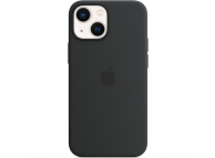 Silicone Case With MagSafe For Apple IPhone 13 mini Midnight MM223ZM/A (EU Blister)
