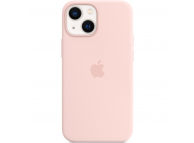 Silicone Case With MagSafe For Apple IPhone 13 Chalk Pink MM283ZM/A (EU Blister)