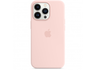 Silicone Case With MagSafe For Apple IPhone 13 Pro Max Chalk Pink MM2R3ZM/A (EU Blister)