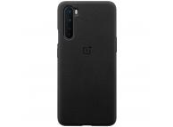 OnePlus Nord Sandstone Bumper Case Sandstone Black 5431100169 (EU Blister)