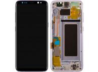 Samsung Galaxy S8 G950 Purple LCD Display Module