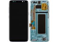 Samsung Galaxy S8+ G955 Blue LCD Display Module