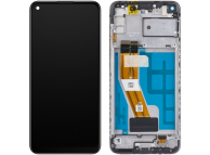 Samsung Galaxy M11 M115 Black LCD Display Module