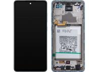 Samsung Galaxy A72 4G / 5G A725 / A726 Blue LCD Display Module