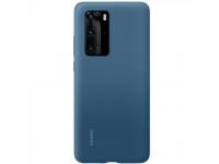 TPU Case for Huawei P40 Pro Ink Blue 51993799 (EU Blister)