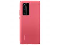 TPU Case for Huawei P40 Pro Red 51993805 (EU Blister)