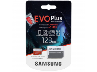 Memory Card MicroSDXC Samsung EVO Plus 128GB C10/UHS-1 U1 with Adapter MB-MC128HA/EU