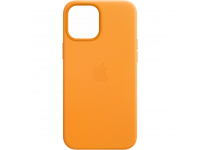 Leather Case with MagSafe for Apple iPhone 12 Pro Max California Poppya MHKH3ZM/A (EU Blister)