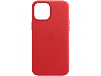 Leather Case with MagSafe for Apple iPhone 12 Pro Max Red MHKJ3ZM/A (EU Blister)