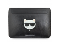 Laptop Bag Karl Lagerfeld Choupette Sleeve for MacBook Air/Pro Black KLCS133CHBK